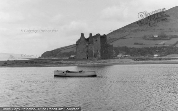 Photo of Arran, Lochranza Castle 1958
