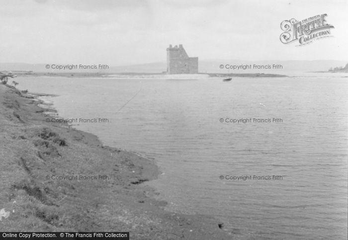 Photo of Arran, Lochranza Castle 1958