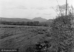 Arran, Looking North Near Shiskine 1958