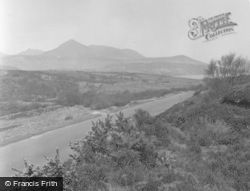 Arran, Looking Towards Brodick Bay 1958