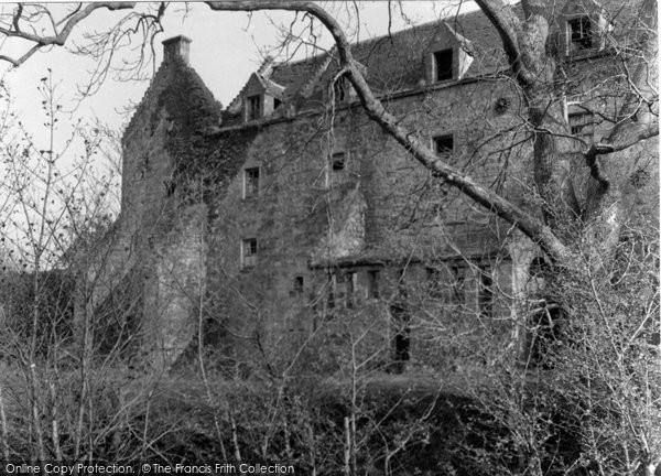 Photo of Arran, Mill House, Croe 1958