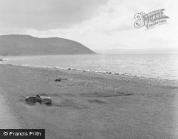 Arran, View Of Kintyre In Distance 1958