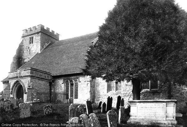 Arreton, St George's Church 1890