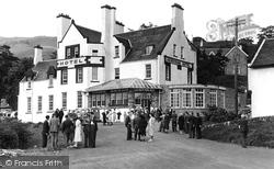 Arrochar, The Arrochar Hotel 1950