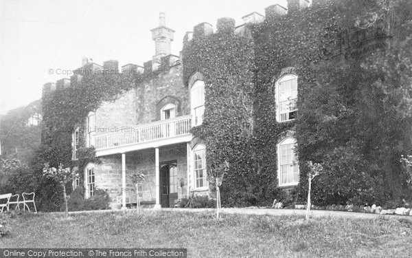 Photo of Arthog, Arthog Hall Hotel 1892