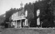 Arthog, Arthog Hall Hotel 1892
