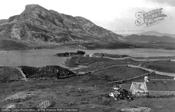 Photo of Arthog, Cregennen Lake c.1900