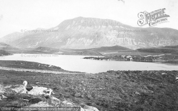 Photo of Arthog, Creigenan Lake c.1870