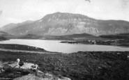 Arthog, Creigenan Lake c.1870