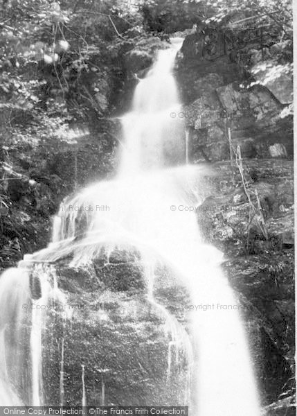 Photo of Arthog, Falls 1892