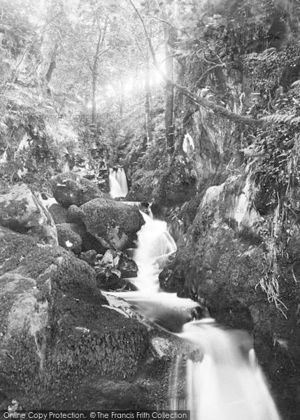 Photo of Arthog, Falls 1892