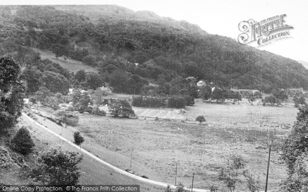 Photo of Arthog, General View c.1955