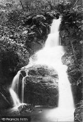 Lower Fall 1888, Arthog