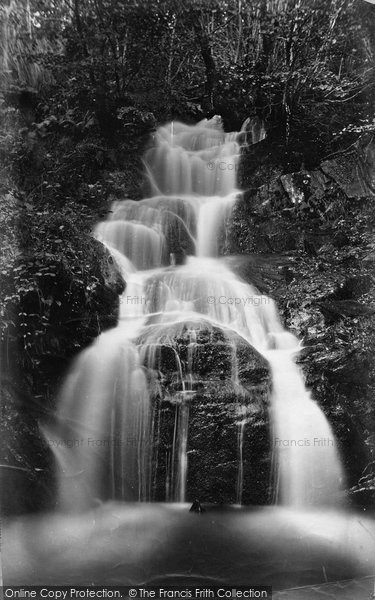 Photo of Arthog, Lower Fall c.1876