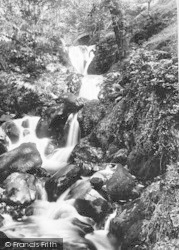 Arthog, Lower Falls 1892