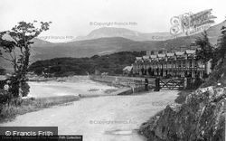 Arthog, Mawddach Crescent And Cader Idris c.1935