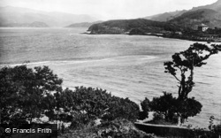 Arthog, Mawddach Estuary And Cader Idris c.1930