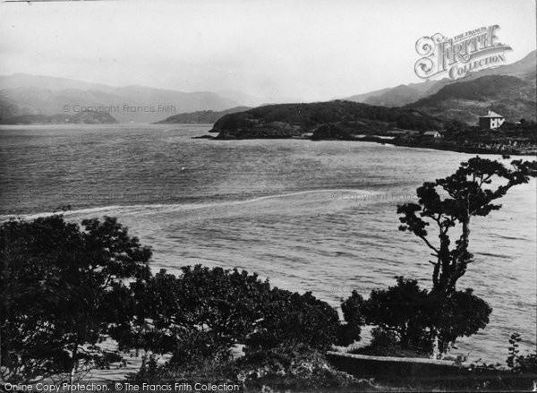 Arthog, Mawddach Estuary  c.1935