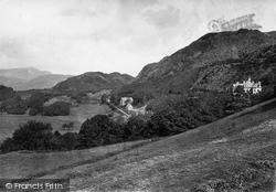 Mawddach Valley 1888, Arthog