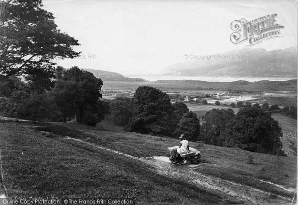 Photo of Arthog, Mawddach Valley 1888