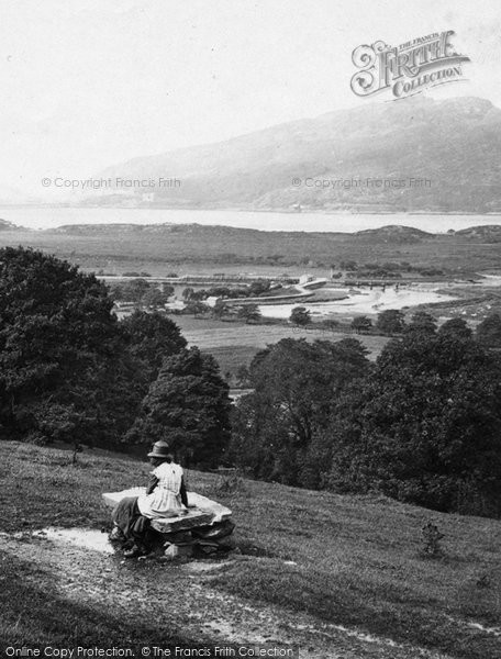 Photo of Arthog, Mawddach Valley 1888