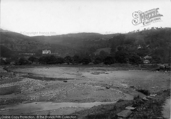 Photo of Arthog, Mawddach Valley 1892