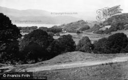 Arthog, Mountain View c.1930