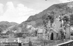 Arthog, The Church c.1955