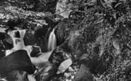 Arthog, The Falls 1888