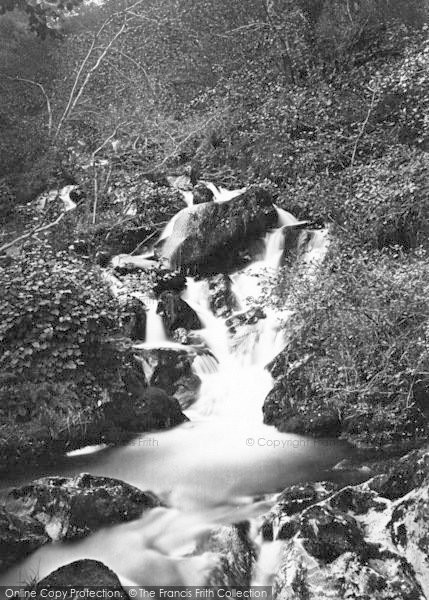 Photo of Arthog, The Torrent c.1876