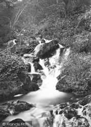 Arthog, The Torrent c.1876