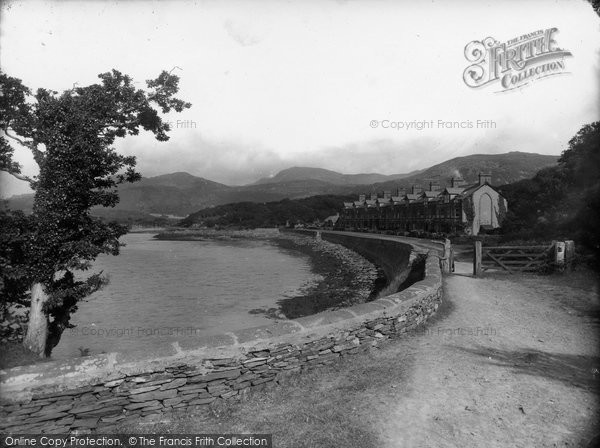 Photo of Arthog, The Village 1938