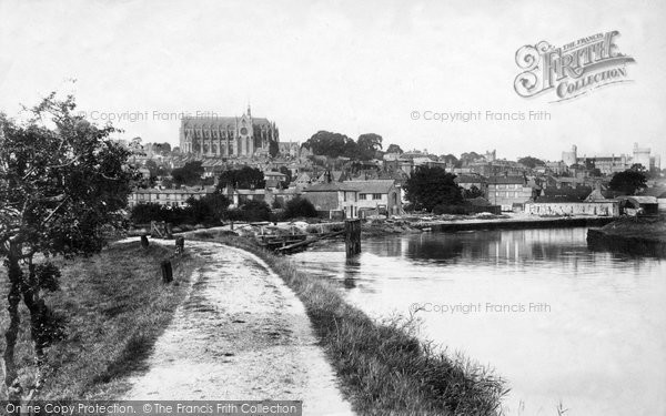 Photo of Arundel, 1902