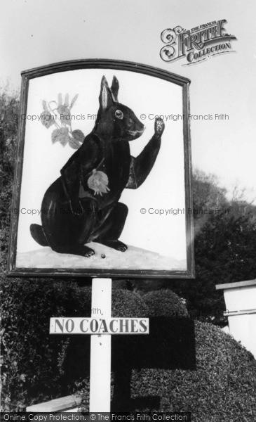 Photo of Arundel, Black Rabbit c.1960