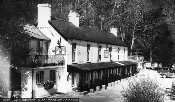 Photo of Arundel, Black Rabbit Inn c.1960