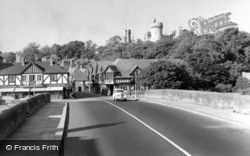 Bridge And Castle c.1960, Arundel