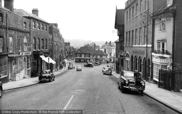 Photo of Arundel, c.1955