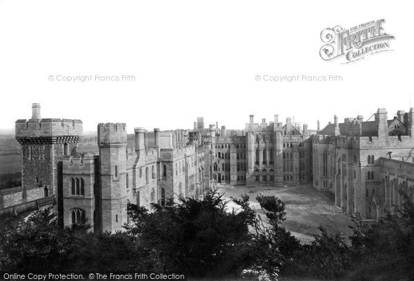 Photo of Arundel, Castle 1898