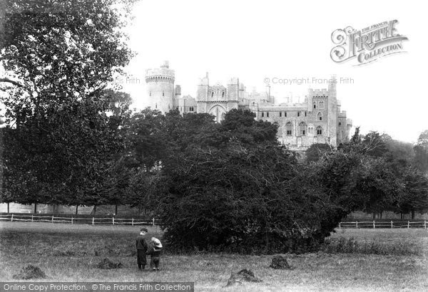 Photo of Arundel, Castle 1906