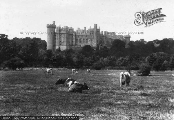 Photo of Arundel, Castle 1908