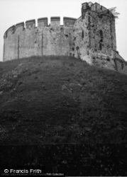 Arundel, Castle 1952
