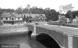 Castle And Bridge 1939, Arundel