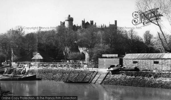 Photo of Arundel, Castle c.1960