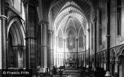Arundel, Castle, Domestic Chapel 1898
