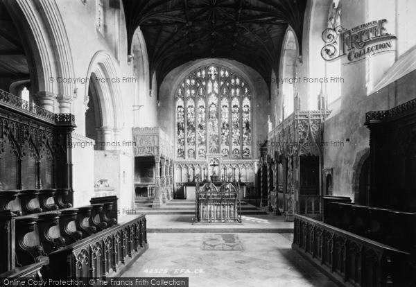 Photo of Arundel, Castle, Fitzalan Chapel 1898