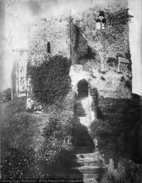 Photo of Arundel, Castle Keep 1886