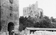Arundel, Castle Keep 1890