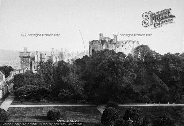 Photo of Arundel, Castle Keep 1898