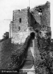 Arundel, Castle Keep 1898