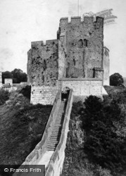 Castle Keep 1908, Arundel